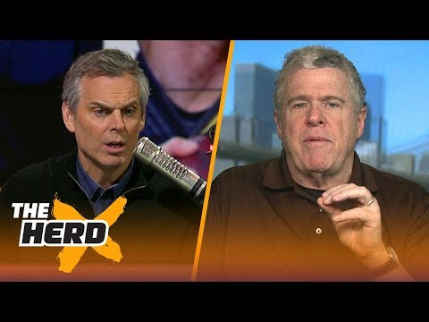 Peter King joins Colin to talk Patriots, Mike Tomlin on the hot seat and more | THE HERD