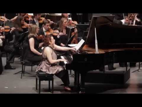 "Lisa Smirnova: The Gulda Dispute part 1 ""Concerto for myself"""