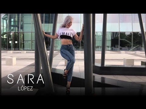 Sara Lopez | Lady Style Kizomba and freestyle in Madrid