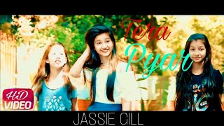 Tera Pyar | Jassi Gill | Letest Song 2018 | Choreography By Rahul Aryan | Earth | Dance short Film..