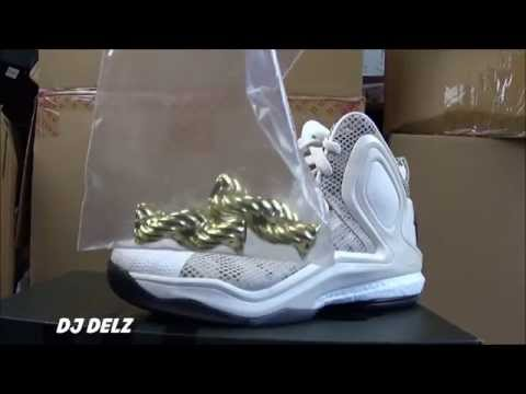 Adidas Derrick Rose Superstar Boost D.Rose 5 Shoe Review