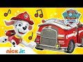 Sing along to hurry hurry drive the fire truck ft marshall   singalong  nick jr