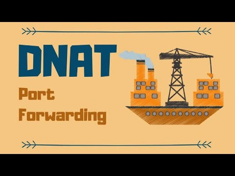 Port Forwarding With DNAT And Iptables