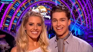 Mollie King & AJ Pritchard - Strictly Come Dancing - 21th October 2017