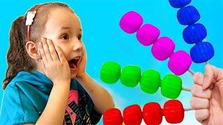 Learn Colors with Fruits Song | UT kids Nursery Rhymes & Kids Songs