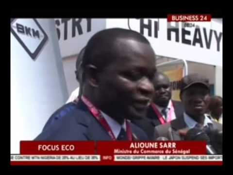 Focus Eco   Togo   12eme foire internationale de Lome Business 24