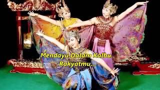 Simfoni Raya Indonesia - Guruh SP (dengan lirik)/ Beautiful Indonesia
