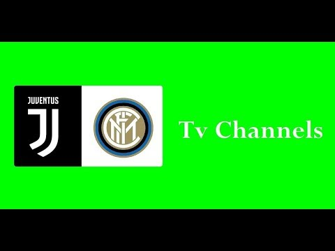Juventus Vs Inter Milan TV Channel