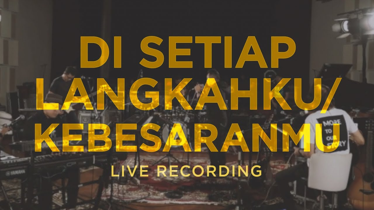 Download DI SETIAP LANGKAHKU / KEBESARAN-MU (from 'It Is Well' EP) - Sidney Mohede