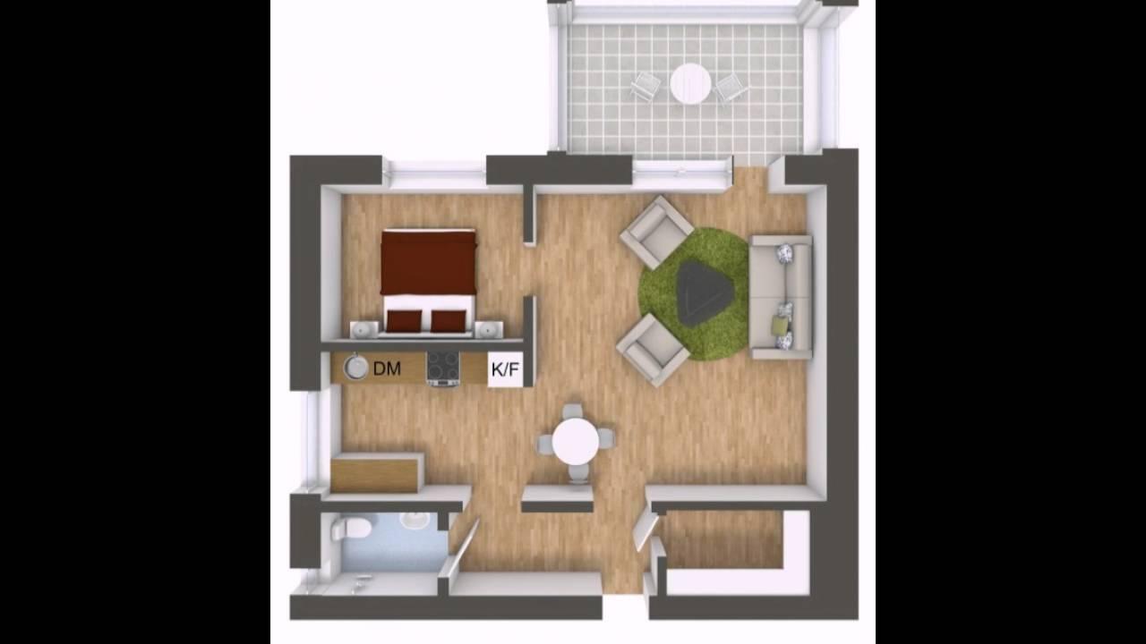 Ein Schlafzimmer Ideen Einteilung & Einrichtung - YouTube