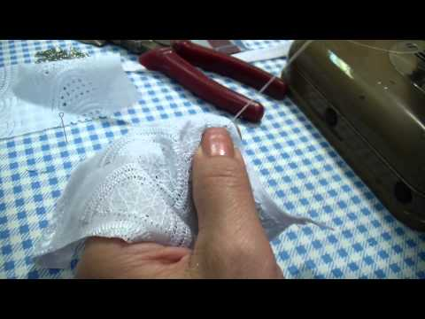 Как правильно пришить крючки к одежде