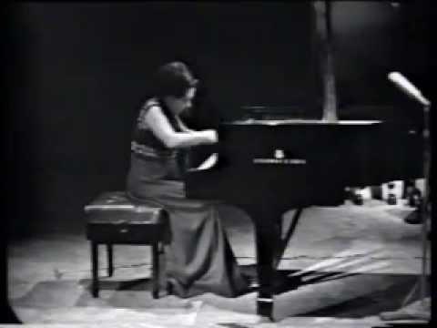 Alicia de Larrocha plays Chopin LIVE (1970)