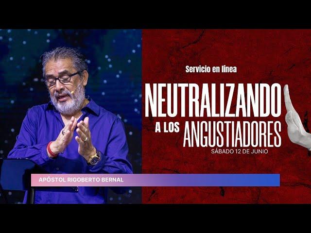 Sábado Glorioso #207 | Apóstol Rigoberto Bernal | Casa de Poder Panamá