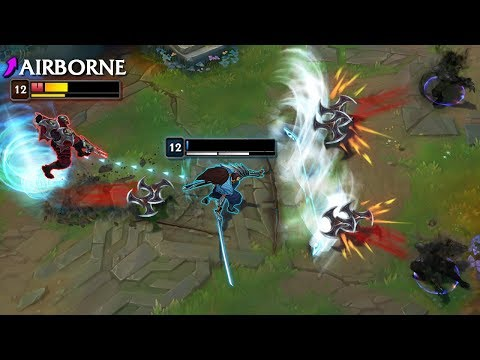THINK FAST or DIE - Unbelievable 1 HP Outplays - League of Legends