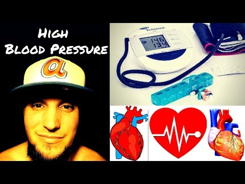 Anxiety Disorder and High Blood Pressure