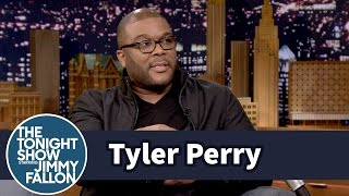 "Tyler Perry Rocked ""Play That Funky Music"" with Prince"
