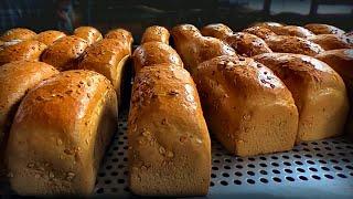 Экскурсия в пекарню Экор. Как делают хлеб, питу и лаваш?