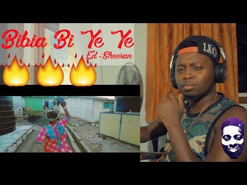 Ed Sheeran Bibia Be Ye Ye (Remix Gnawa)