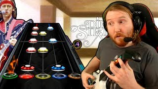 Sultans of Swing Alchemy Live  First play on Clone Hero  HOLY