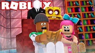 SCARY ROBLOX STORIES #2