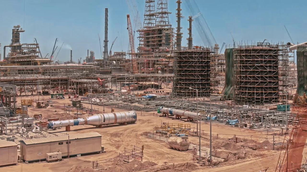 Sohar refinery improvement project | Middle East projects | Petrofac