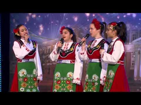 Chamber Quartet 'Thrakian Youth' - X-FACTOR (Bulgaria)