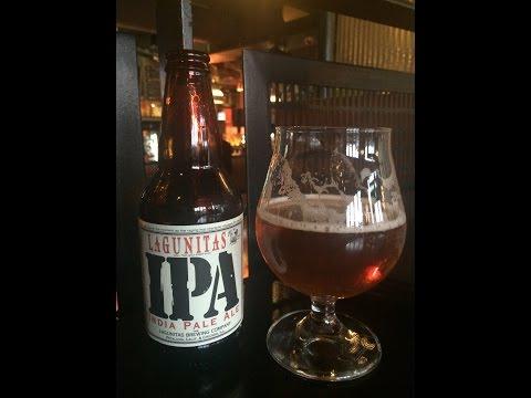 #180 Lagunitas IPA 6.2%ABV (American Craft Beer)