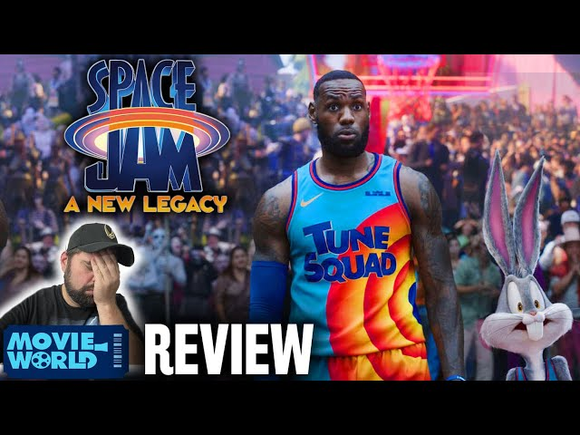 Why I Hated Space Jam: A New Legacy - Movie Review