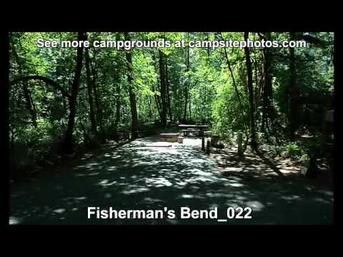 Fisherman's Bend Campground, Willamette National Forest, Oregon Campsite Photos