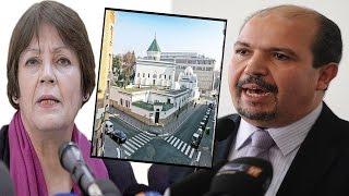 وزير الشؤون الدينية محمد عيسى يفجّر مفاجأة حول ملكية جامع باريس .. فما علاقة بن غبريت بهذه القضية؟