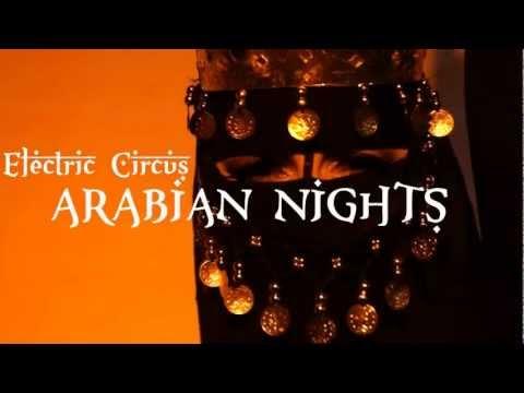 "Electric Circus Hamburg ""Arabian Nights"" 10.11.2012"