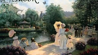35021 A stroll in the park / Прогулка в парке