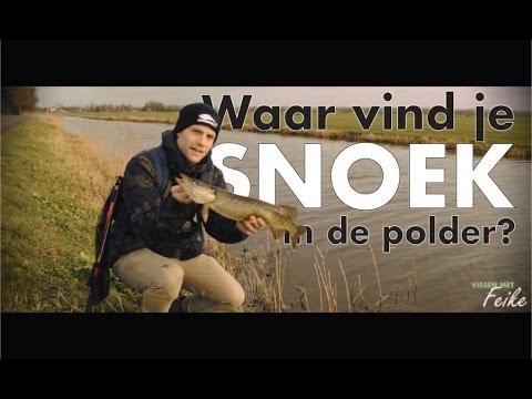 VMF - Afl.33: Waar vind je snoek in de polder?