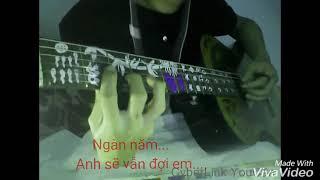 Classic guitar- Tôi Ngàn Năm Đợi -Intro Mèo Ú (Guitar)
