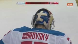 Канада 5-3 Россия ( Кубок Мира 25.09.2016 )