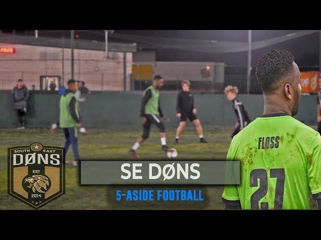 SE DONS | 5 A SIDE FOOTBALL | 'Do The Floss'
