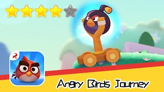 Angry Birds Journey 113 Walkthrough Fling Birds Solve Puzzles Recommend index four stars