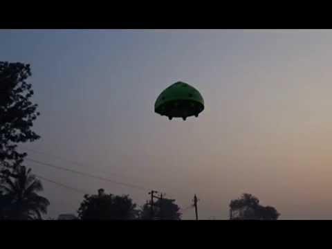 Laxmi Narayan Flying Car (Air Thrust Vehicle)