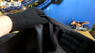 Thor Pack куртка дождевик - обзор от Moto85.ru