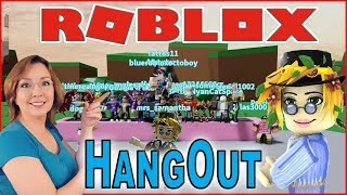Mrs. Samantha Official Roblox Hangout