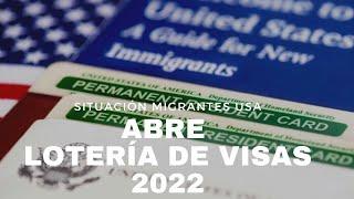 COMENZÓ LOTERÍA DE VISAS 2022: LO QUE DEBES SABER PARA APLICAR Y CIUDADANOS DE QUÉ PAÍSES NO PUEDEN