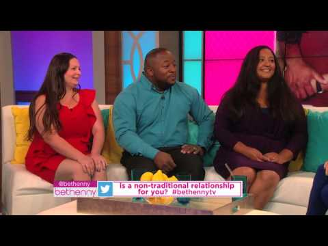 One Man: Two Wives. A Non-Traditional Family Talks to Bethenny