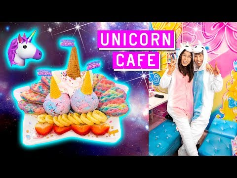 UNICORN CAFE in Thailand 🦄 🌈 thumbnail