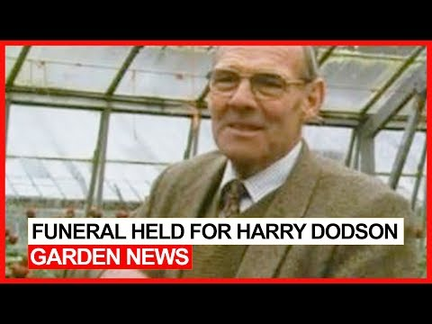 NEWS: Funeral of Harry Dodson, The Victorian Kitchen Garden