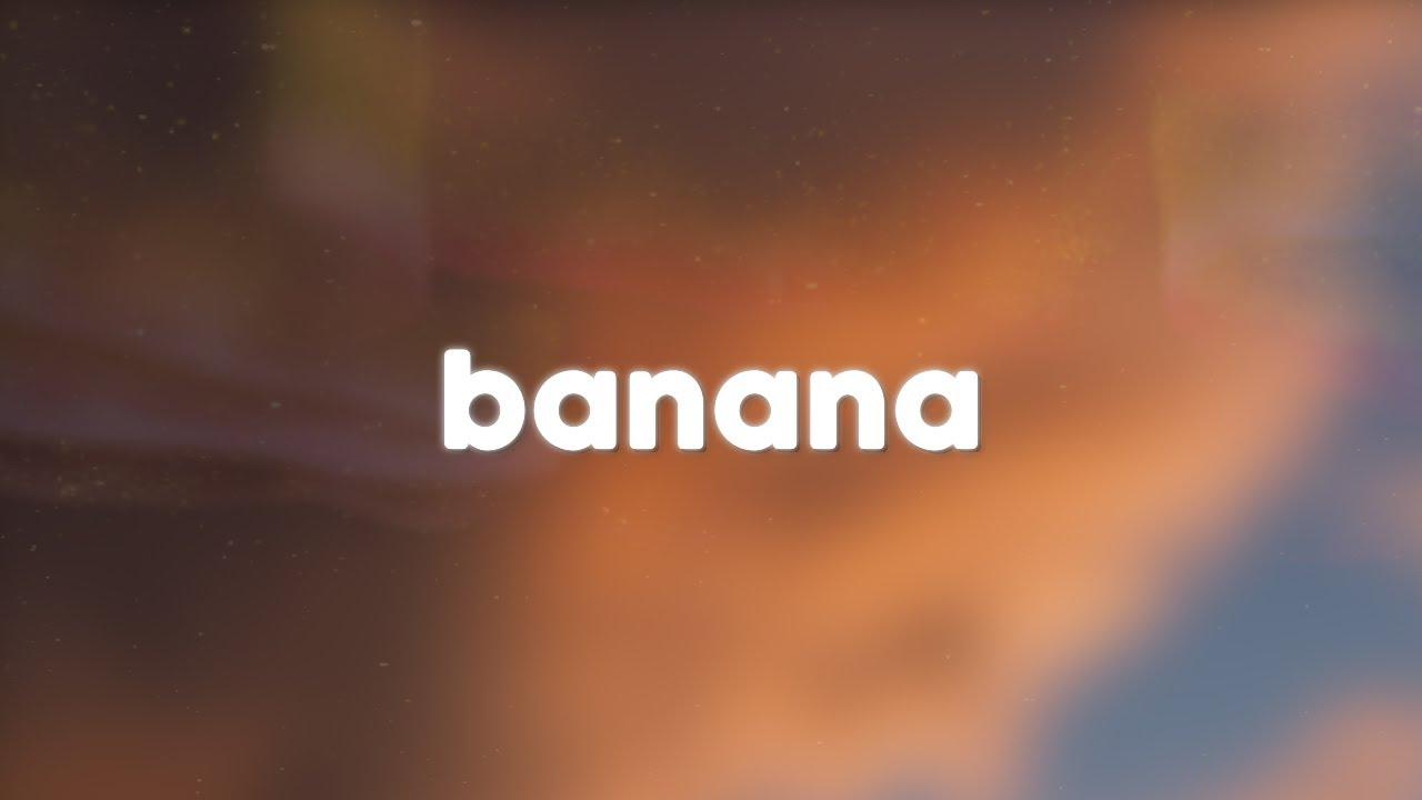 Conkarah - Banana Remix (Lyrics) 🎶 | Tik Tok Music