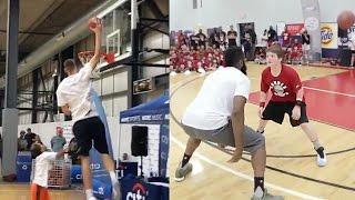 Top 5 Moments NBA Players School Kids
