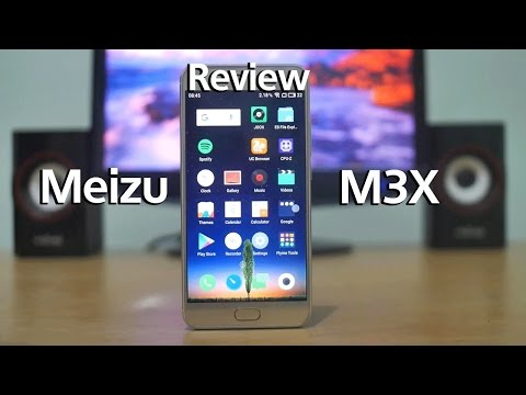 Review Meizu M3X Indonesia - Desain Super Mewah!!