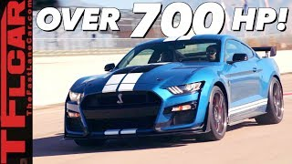 2020 Ford Shelby Mustang GT500 - Most Powerful Mustang Ever - Hear It Here First!