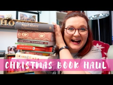 Christmas Book Haul | Lauren and the Books