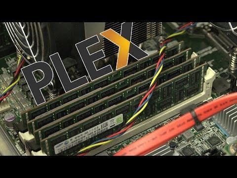 Plex RAM Transcoding, Better than an SSD?